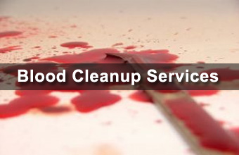 Blood Cleanup Services