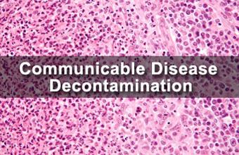 Communicable Disease Decontamination