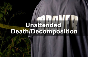 Unattended Death Decomposition