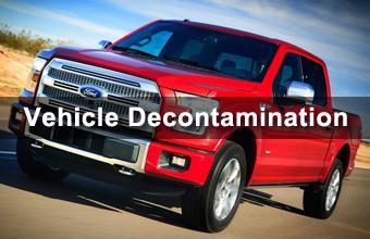 Vehicle Decontamination